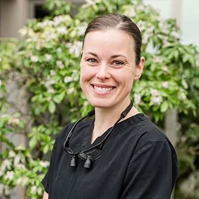 Headshot of our Dr. Megan Bond, our dentist in Everett, WA