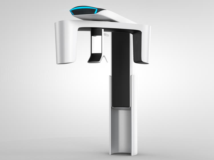 A CBCT Scanner used to capture 3D images of your face and mouth