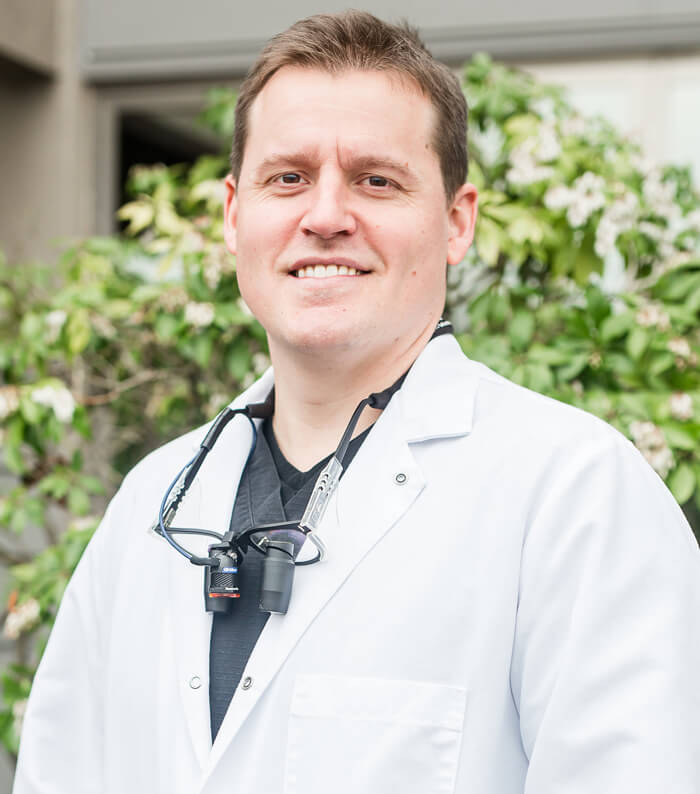 Portrait of Dr. Ryan Bond, one of our dentists in Everett, WA